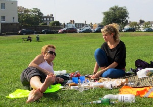 Elaine...picnic city