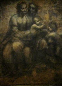 Michelangelo - so special it has its own little room
