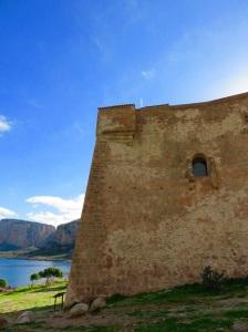 Norman castle...