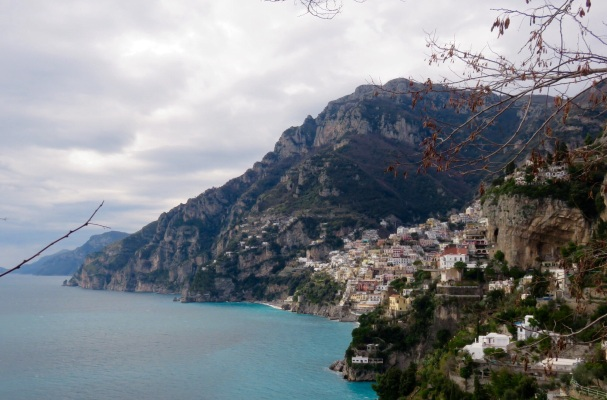the quite fabulous Positano