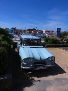 John's car?