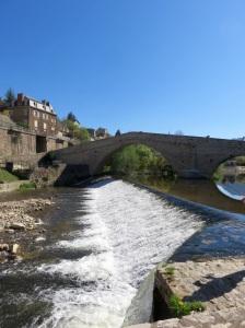Roman bridge at Mendes
