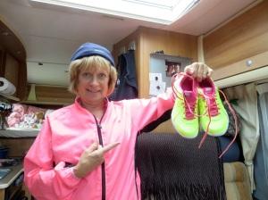 new running shoes, mmmmm
