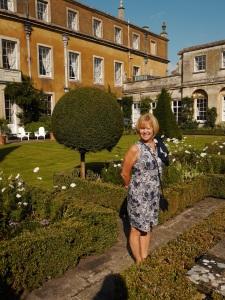 the Duke's back garden