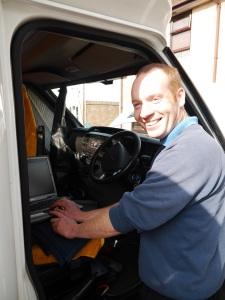 James the mobile mechanic