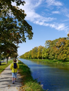 ahh, the Canal du Midi