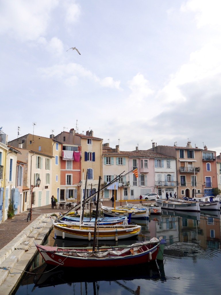 the only good bit about Martigues